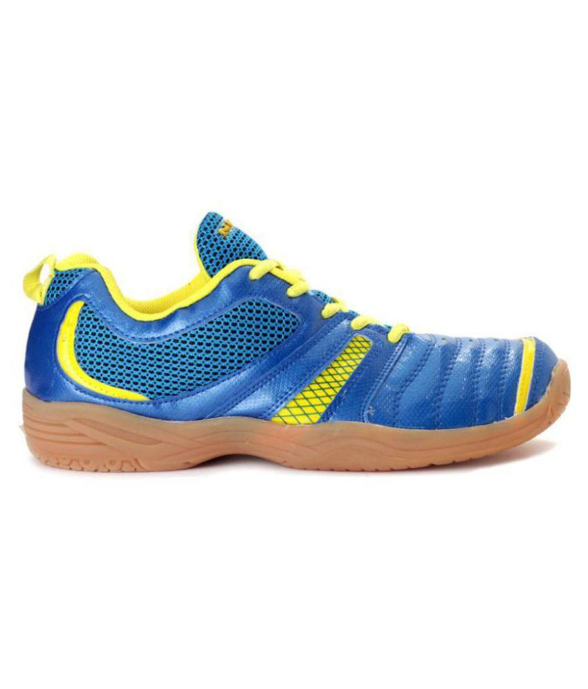 033210eccfe839 Nivia Achiever Badminton Shoes Non-Marking Blue Male-16611 - Buy Nivia  Achiever Badminton Shoes Non-Marking Blue Male-16611 Online at Best Prices  in India ...