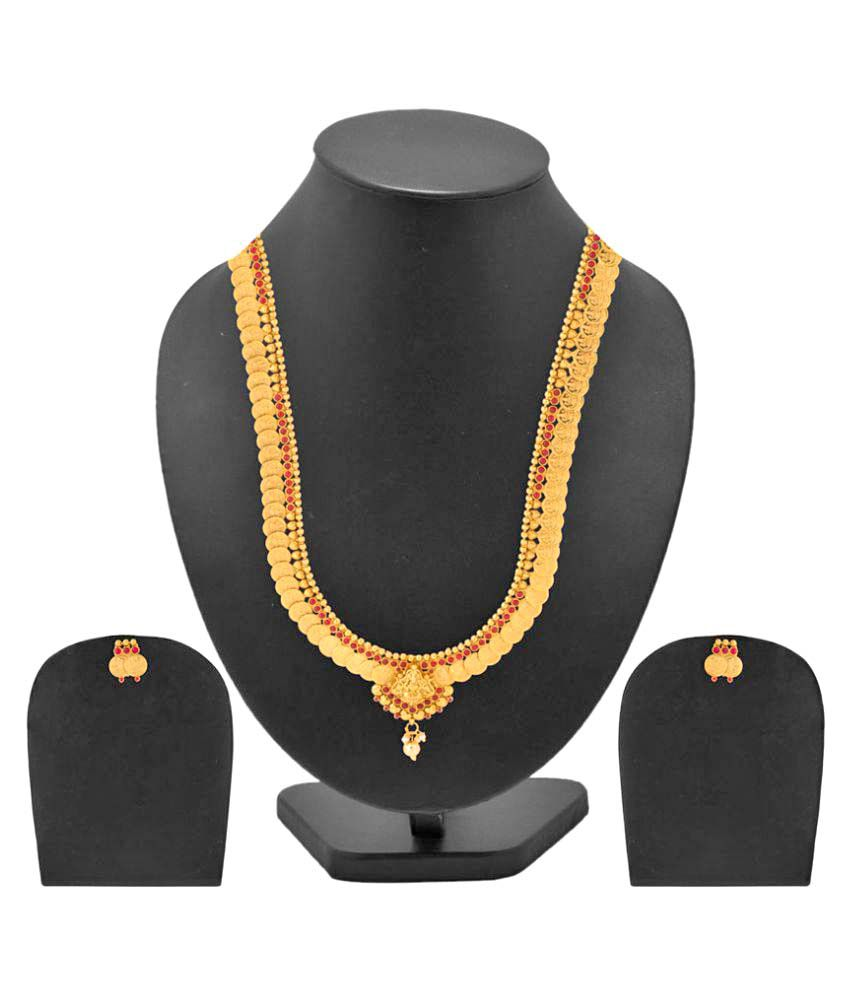 Voylla Beautiful Necklace Set