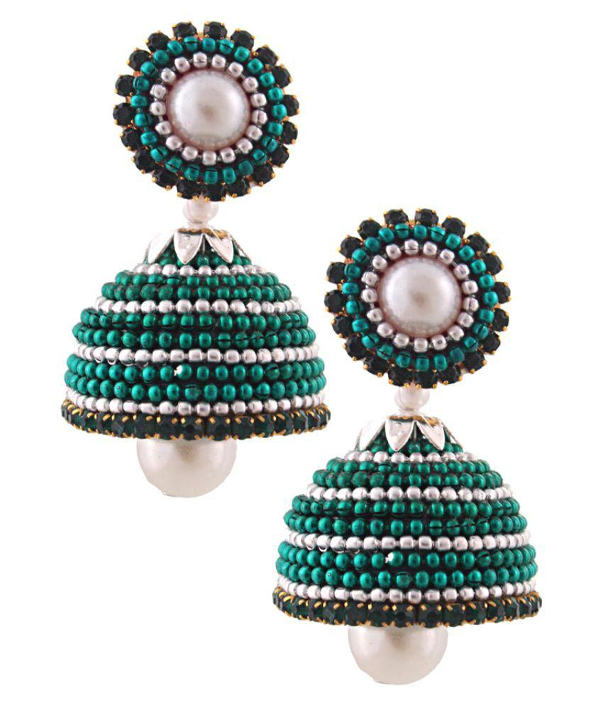 Shreemangalammart Multicolor Earrings