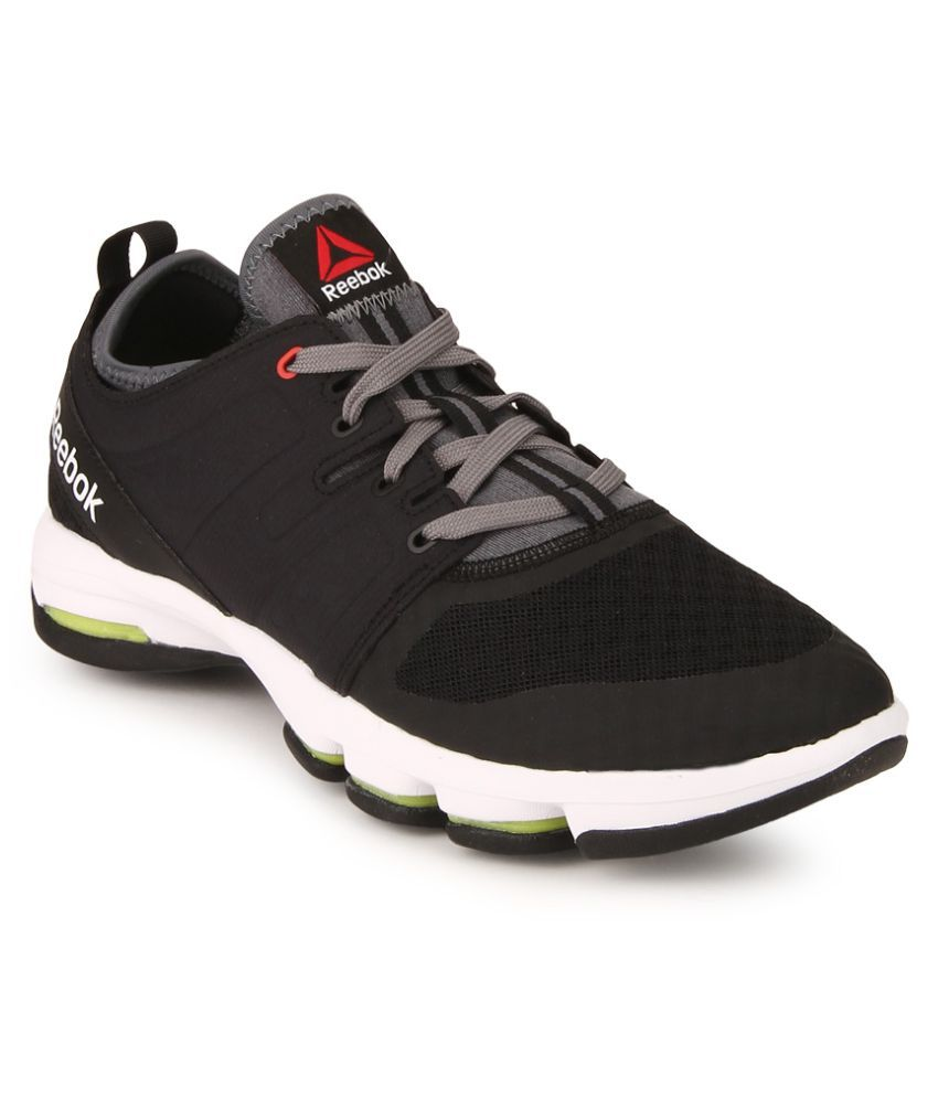 2ff7304757979f Reebok Cloudride Dmx Black Training Shoes - Buy Reebok Cloudride Dmx Black Training  Shoes Online at Best Prices in India on Snapdeal