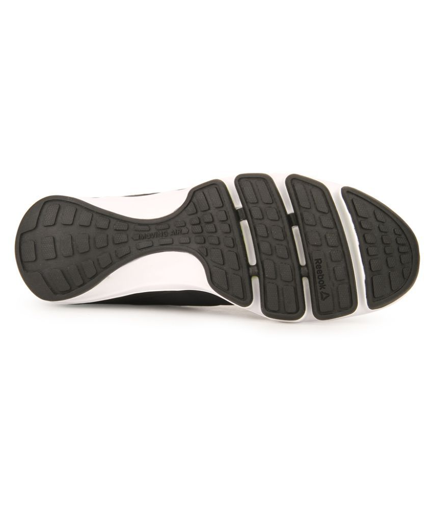 Reebok Cloudride Dmx Black Training Shoes