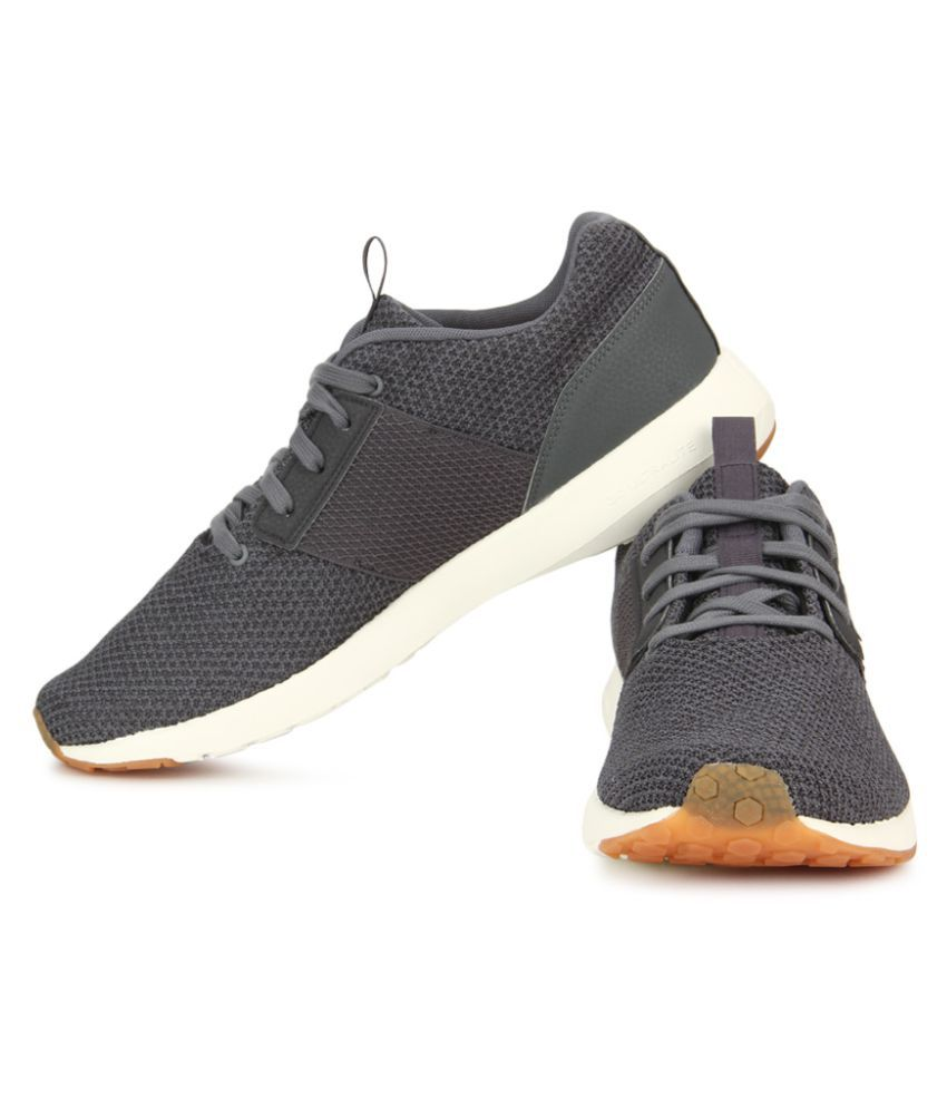 ... Reebok Streetscape Sporty Gray Casual Shoes ...