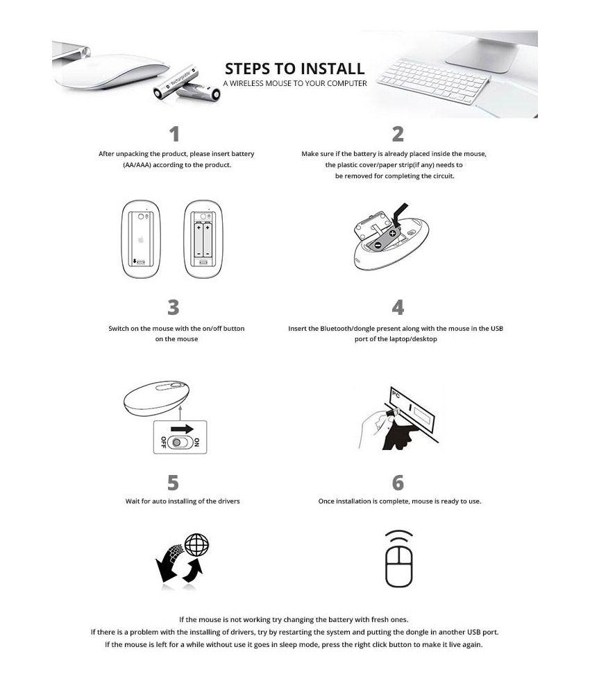 Dell Wm126 Wireless Optical Mouse Black Buy Studio 1700 Wiring Diagram