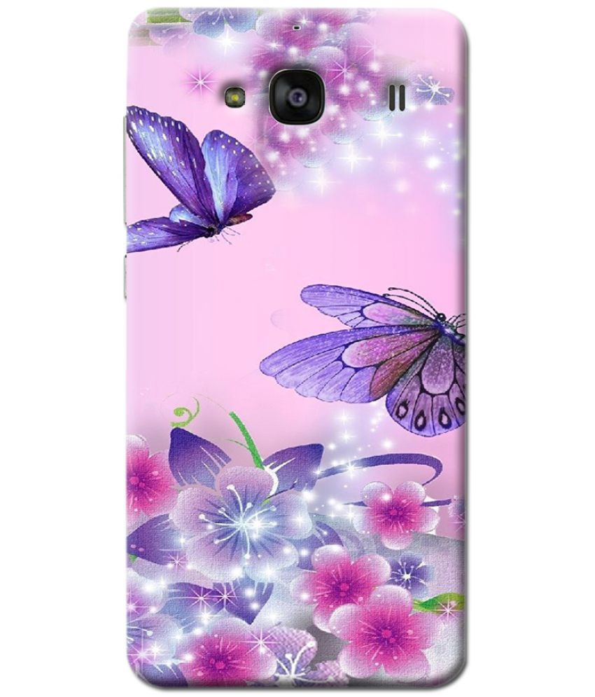 Xiaomi Redmi 2 Prime Printed Cover By Cell First Printed Back