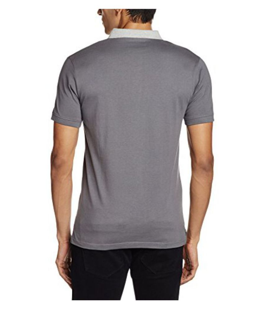 Locomotive Grey Henley T-Shirt