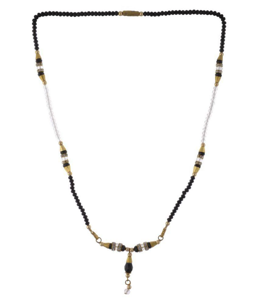 Modish Look Multi Alloy Mangalsutra
