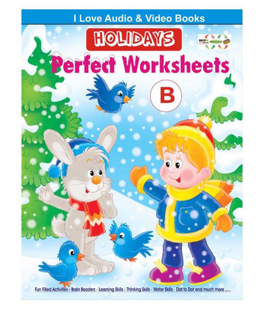 Perfect Worksheet B for Children