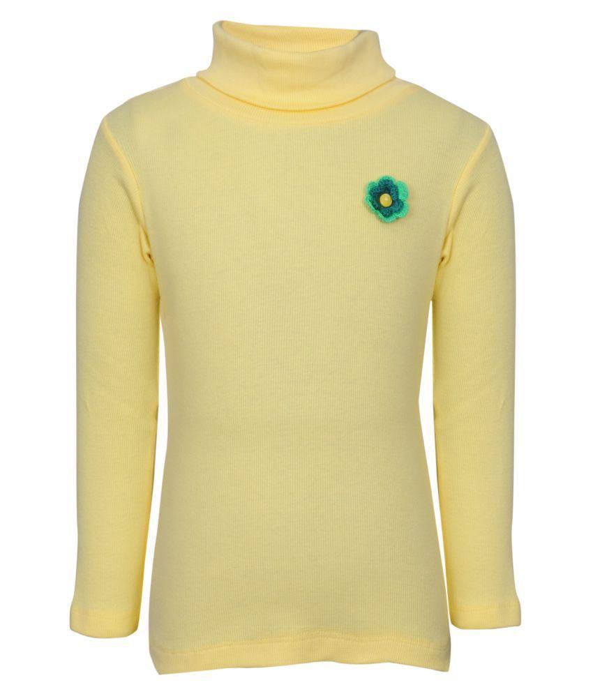 Bio Kid Yellow Sweatshirt