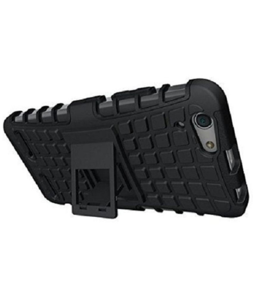 reputable site f31c1 57f4b Vivo V5 Cover by ZYNK CASE - Black