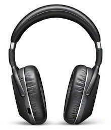 Sennheiser PXC 550 WIRELESS Over Ear Wireless Headphones With Mic BLACK