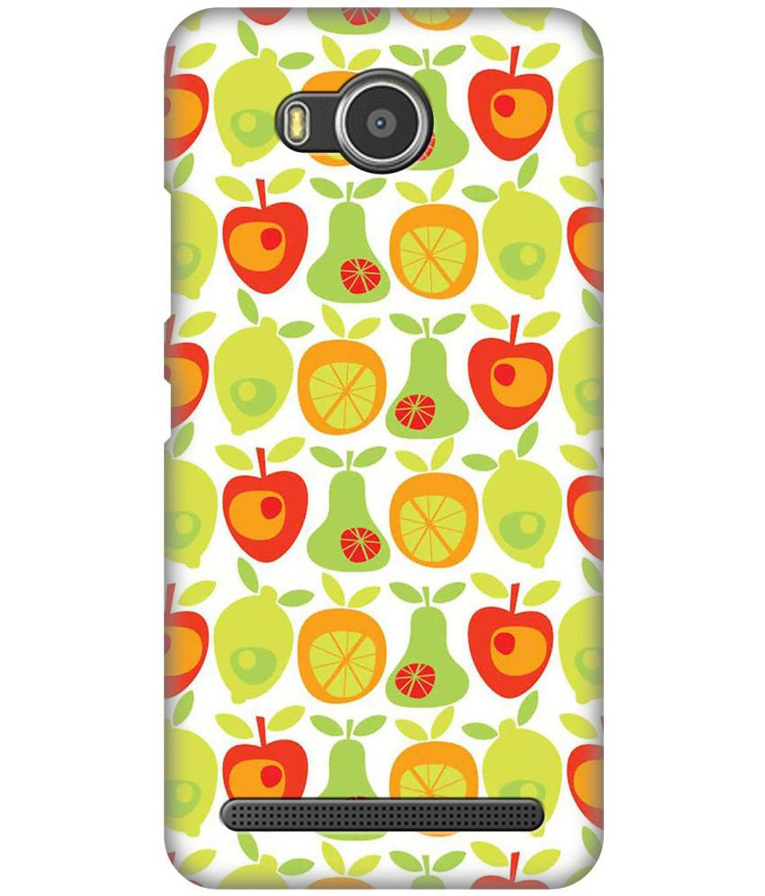 Lenovo A7700 Printed Cover By LOL