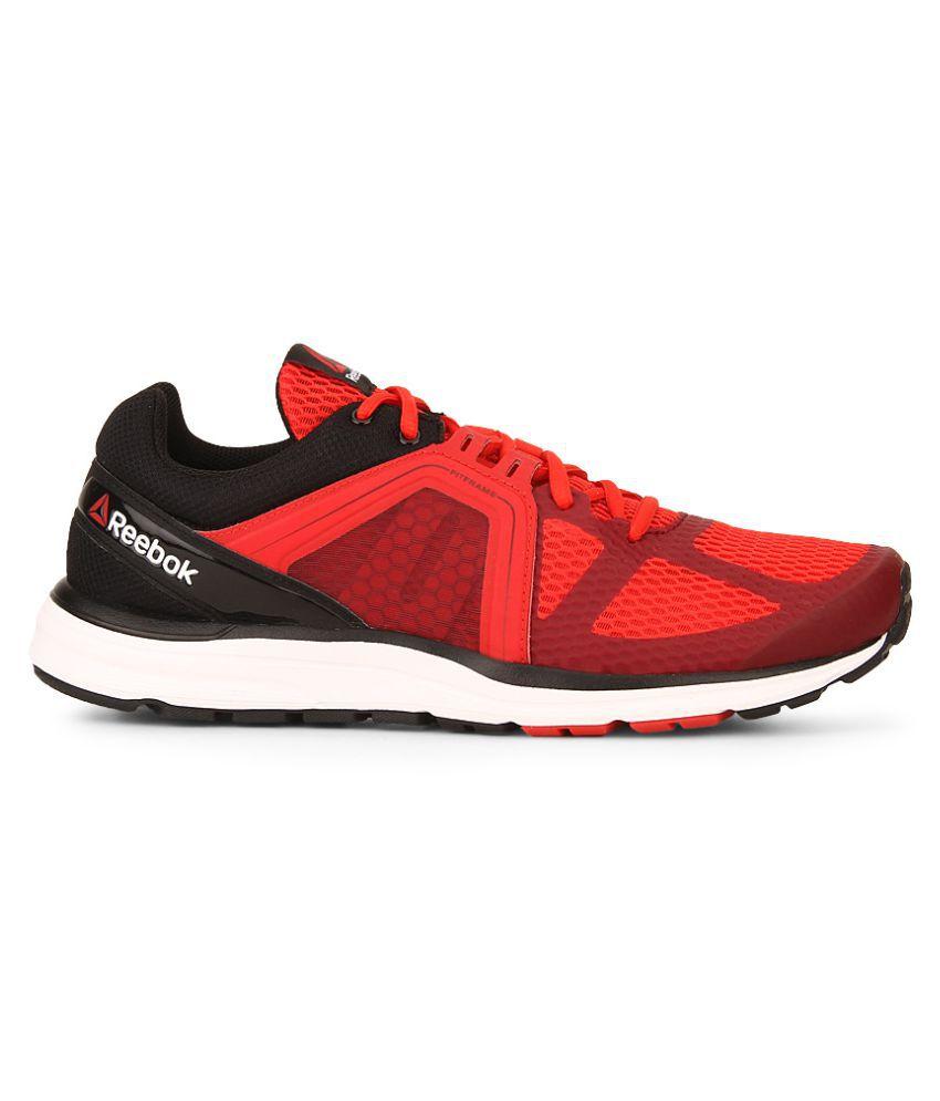 Reebok EXHILARUN 2.0 Red Running Shoes