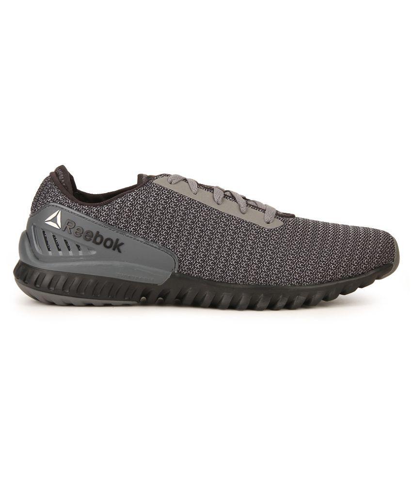 cb49309d6d2 Reebok Twistform 3.0 Gray Running Shoes Reebok Twistform 3.0 Gray Running  Shoes ...