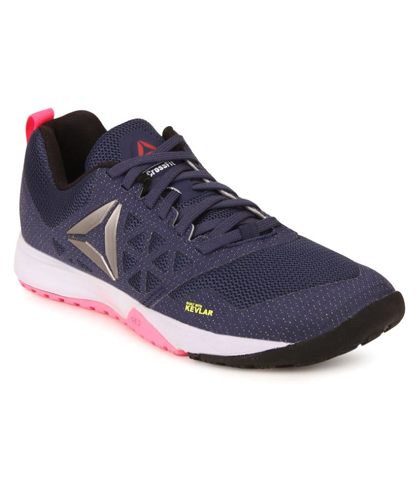 Reebok R CROSSFIT NANO 6.0 Blue Training Shoes Price in India- Buy Reebok R CROSSFIT  NANO 6.0 Blue Training Shoes Online at Snapdeal 5956fc353