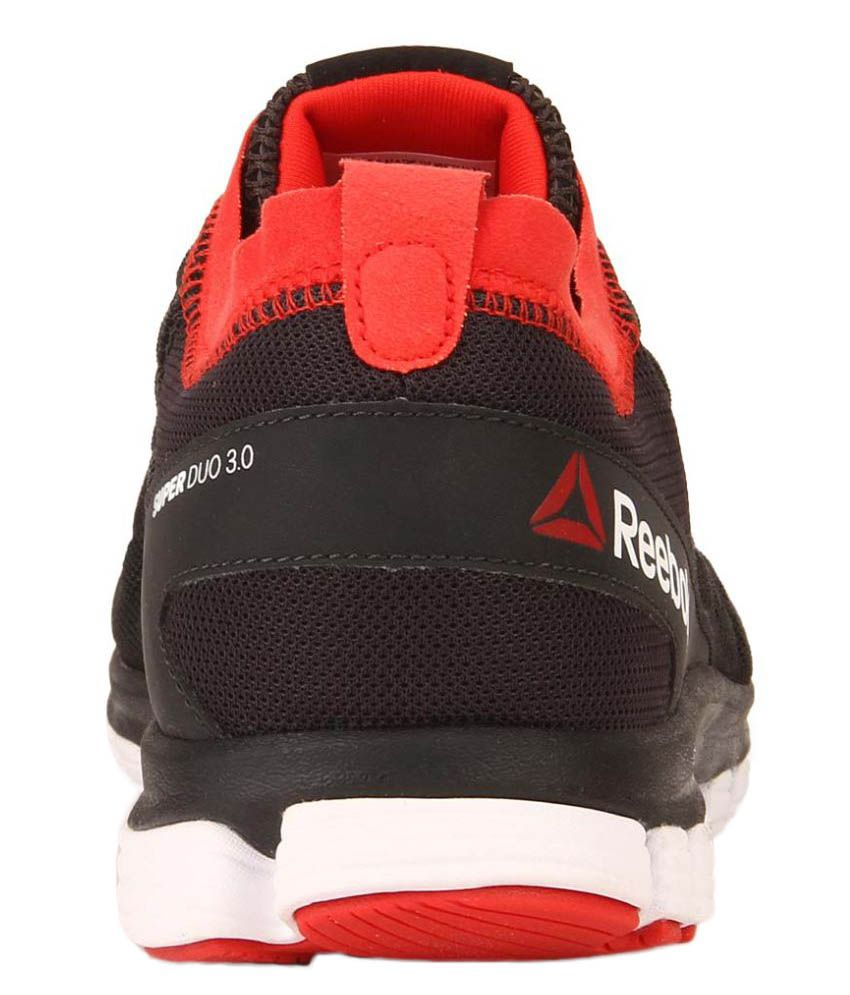 cf0f218dae9 Reebok SUBLITE SUPER DUO 3.0 Red Running Shoes - Buy Reebok SUBLITE ...