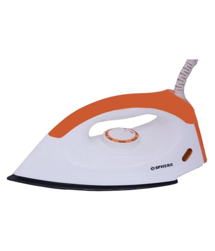 Sphere Metro Dry Iron White