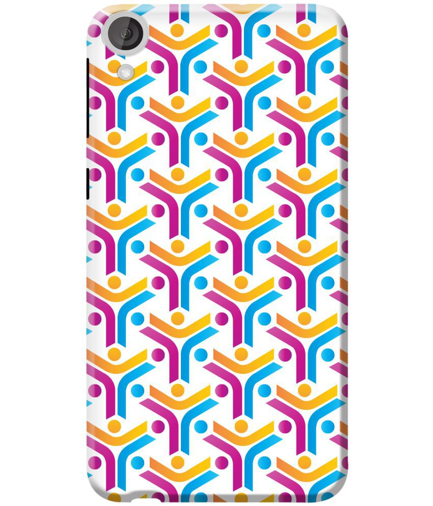 HTC Desire 820 Printed Cover By KanvasCases