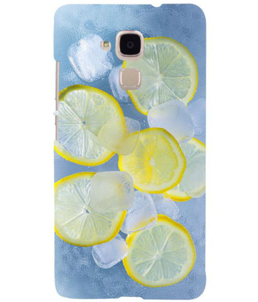 Huawei Honor 5C 3D Back Covers By Fuson