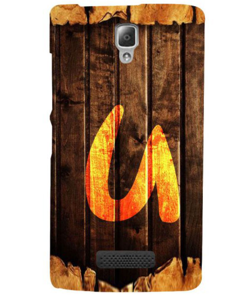 Lenovo A2010 3D Back Covers By Fuson