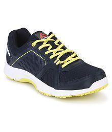 Reebok Edge Quick 2.0 Navy Running Shoes