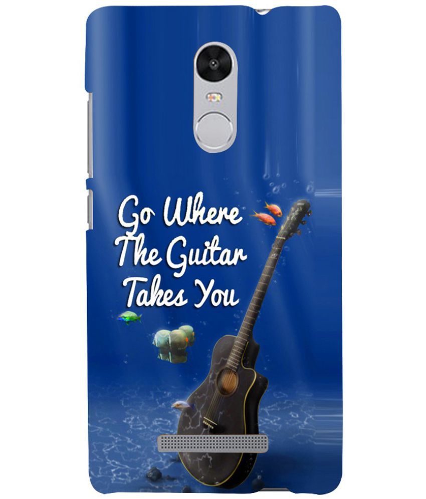 Xiaomi Redmi Note 3 Printed Cover By Kosher Traders