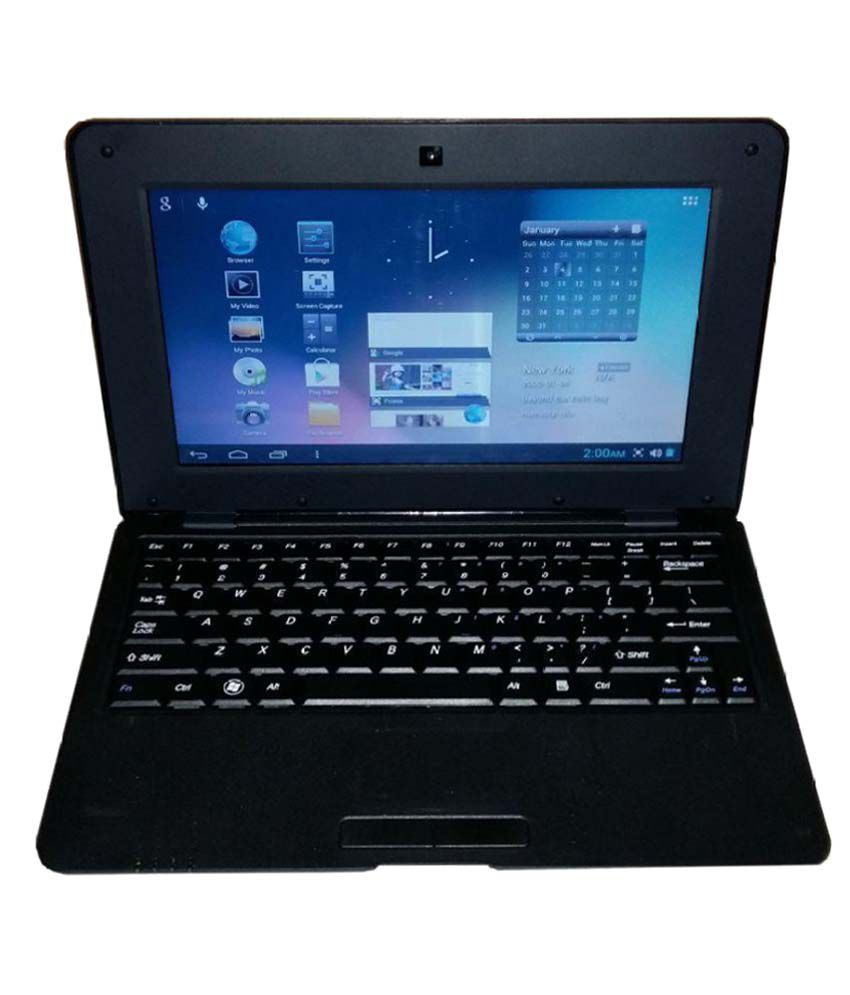 Vox Alpha VN-01 Netbook ARM Cortex 1 GB 25.65cm(10.1) Android 4.1 Not Applicable Black Snapdeal Rs. 5999.00