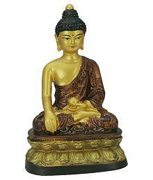 Pure Life And Co. Buddha Polyresin Idol