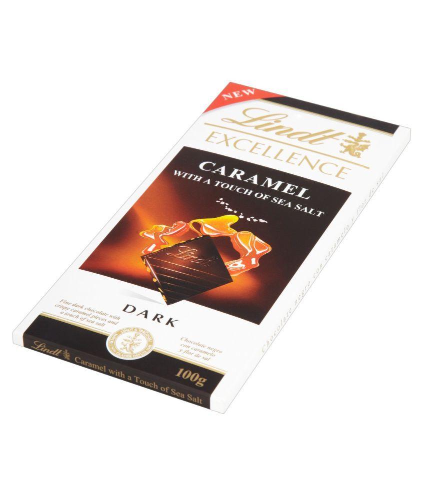 Lindt Dark Chocolate Chocolate 100 gm: Buy Lindt Dark Chocolate ...