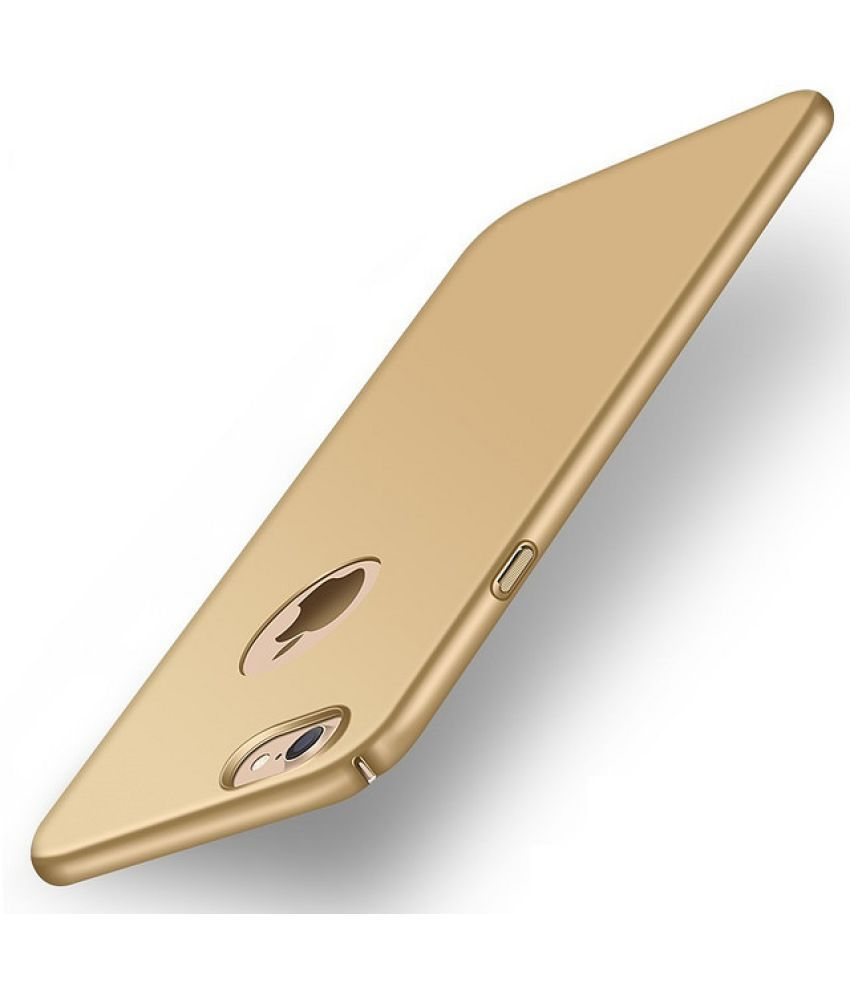 Apple iPhone 7 Cover by Wow Imagine   Golden
