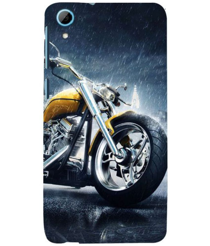HTC Desire 826 3D Back Covers By Fuson