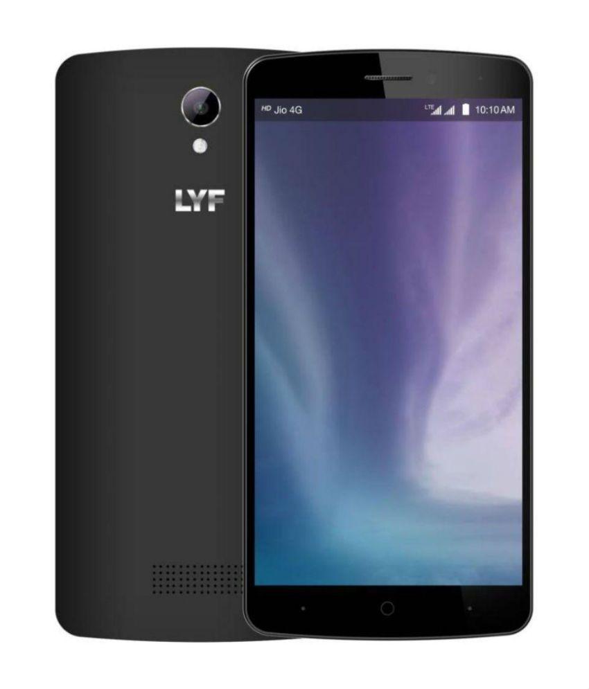 LYF Wind 3 16GB Black