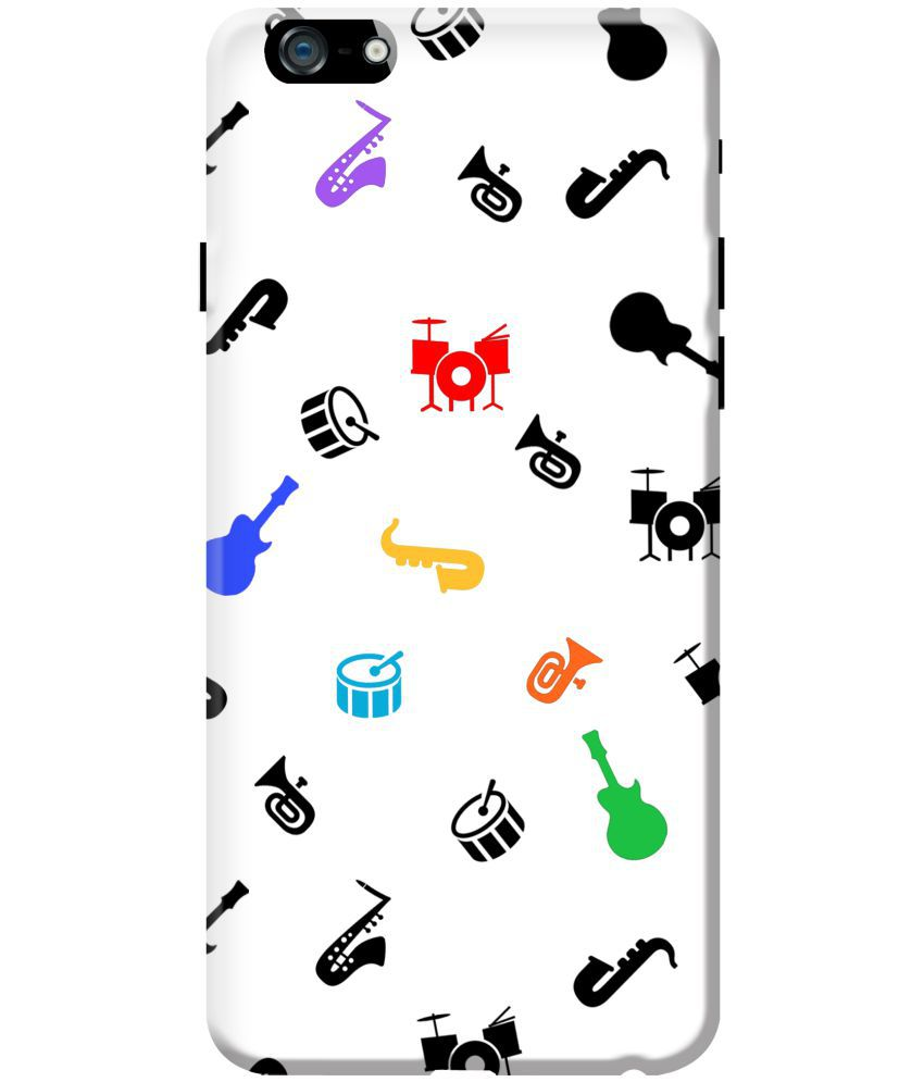 Apple iPhone 6 Plus Printed Cover By KanvasCases