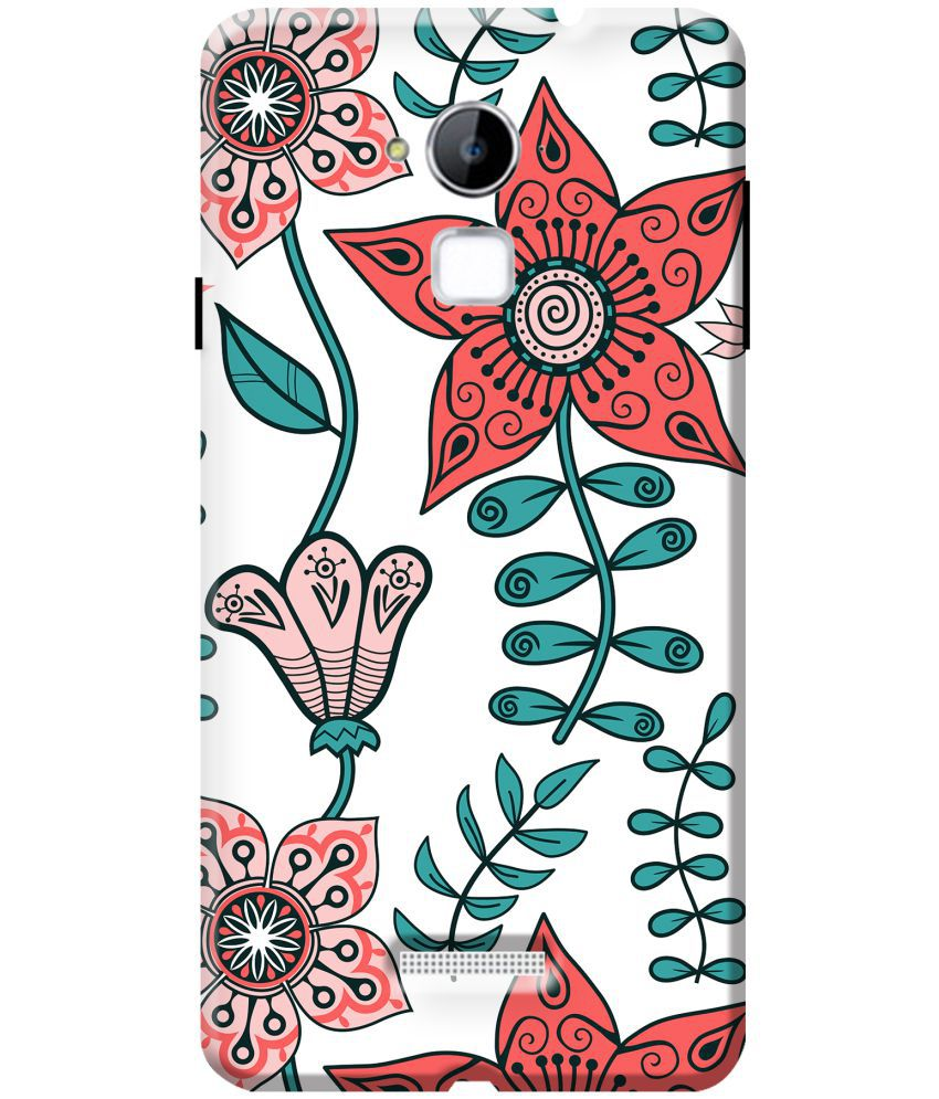 Coolpad Note 3 Printed Cover By KanvasCases