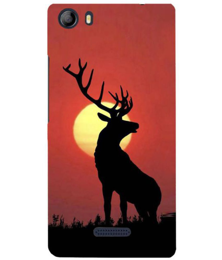 Micromax Canvas 5 E481 3D Back Covers By Fuson