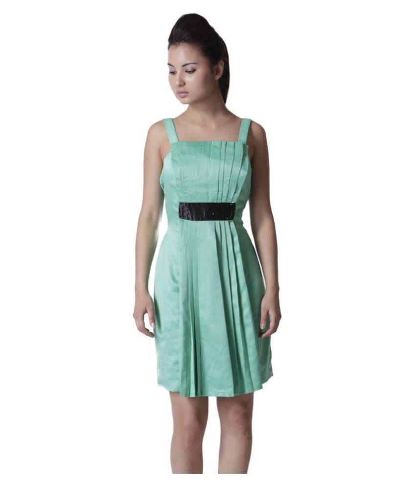 Trendy Divva Polyester Dresses