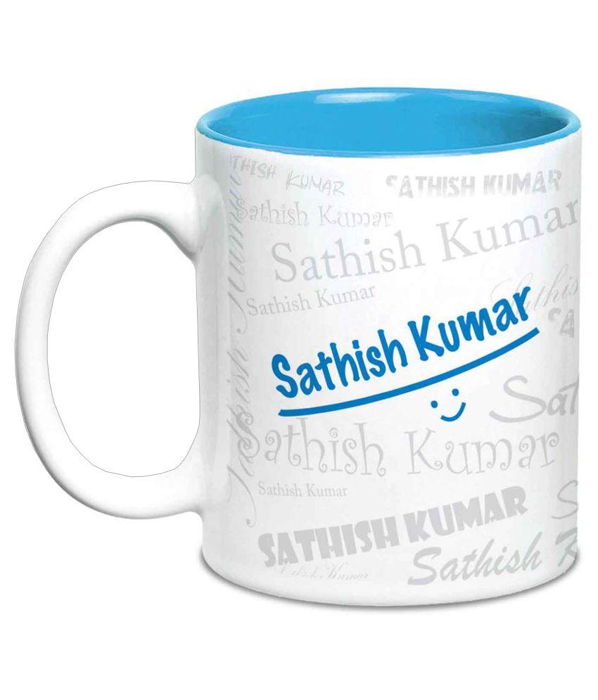 Hot Muggs Ceramic Coffee Mug 1 Pcs 350 ml