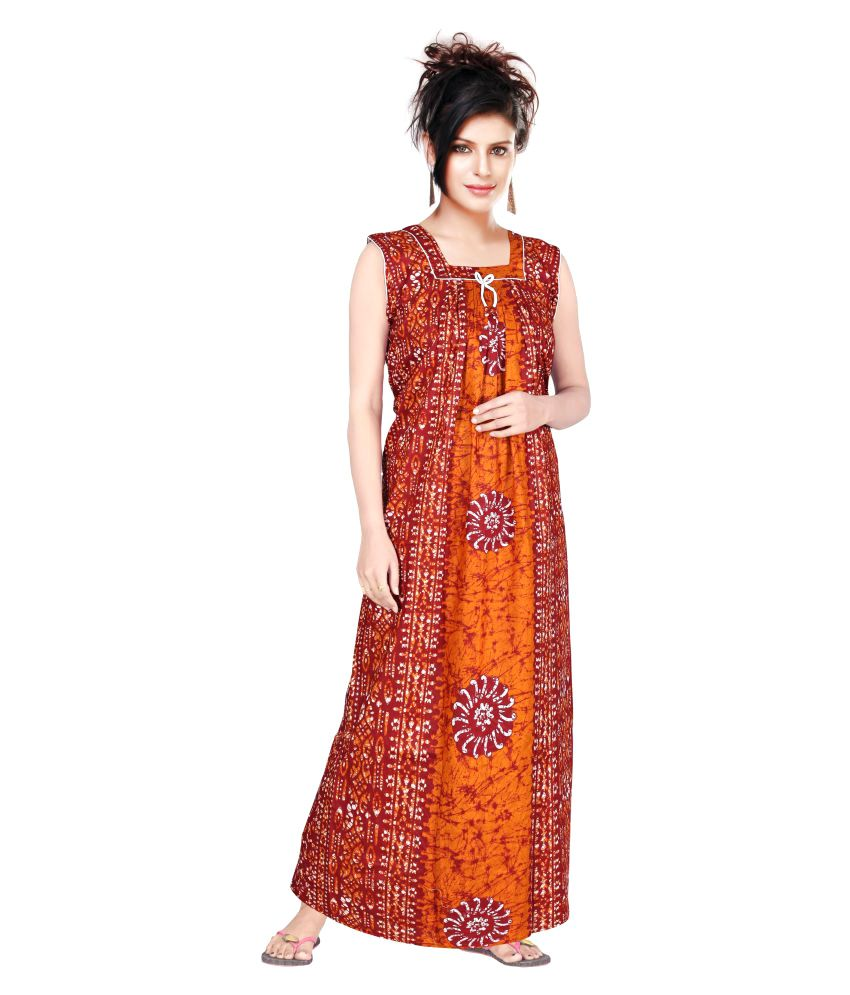 Satyam Cotton Nighty & Night Gowns
