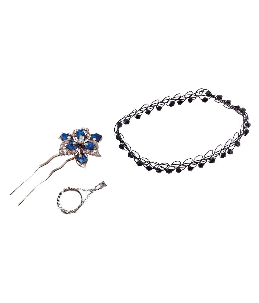 fashion plastic necklace,solid hair pin and fashion ring