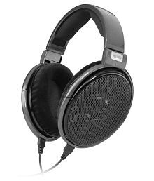 Sennheiser HD650  Over Ear Wired Headphones Without Mic Black
