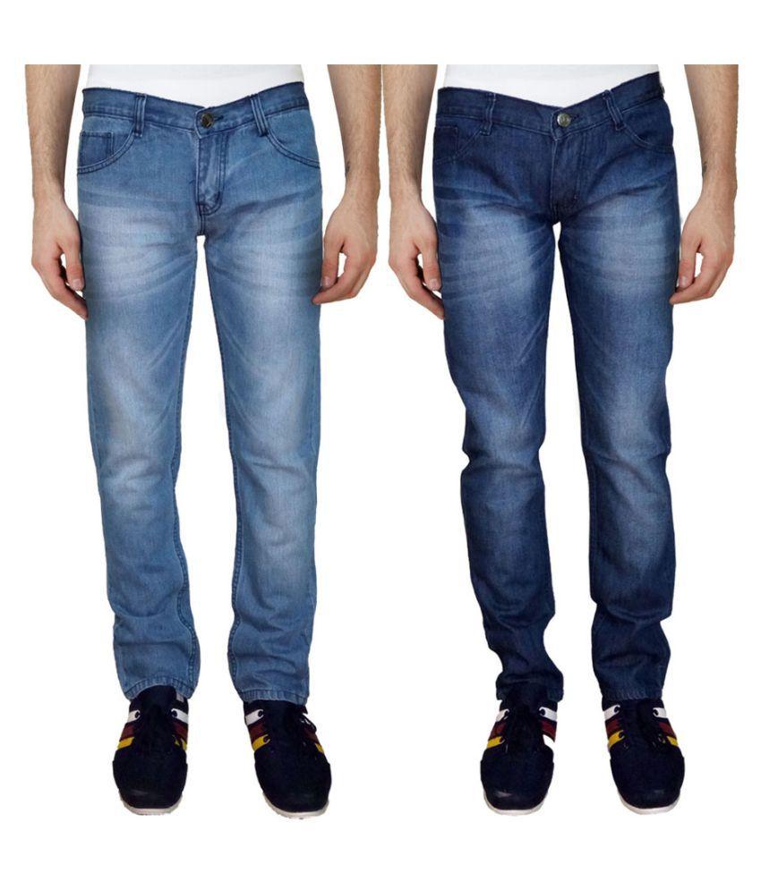 Haltung Multicolored Slim Jeans