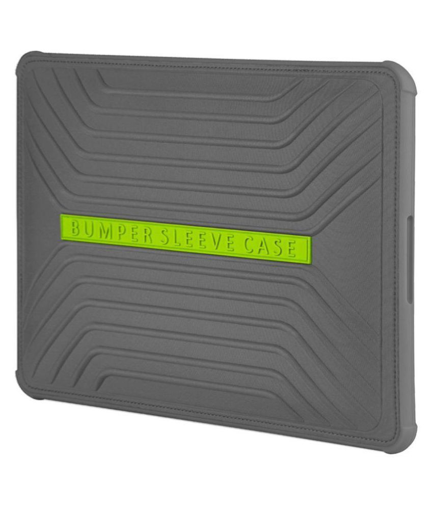 Tizum Grey Laptop Sleeves