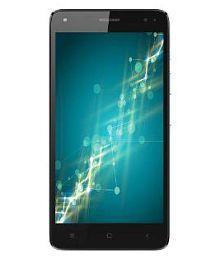 Intex Aqua Pride 8GB Grey