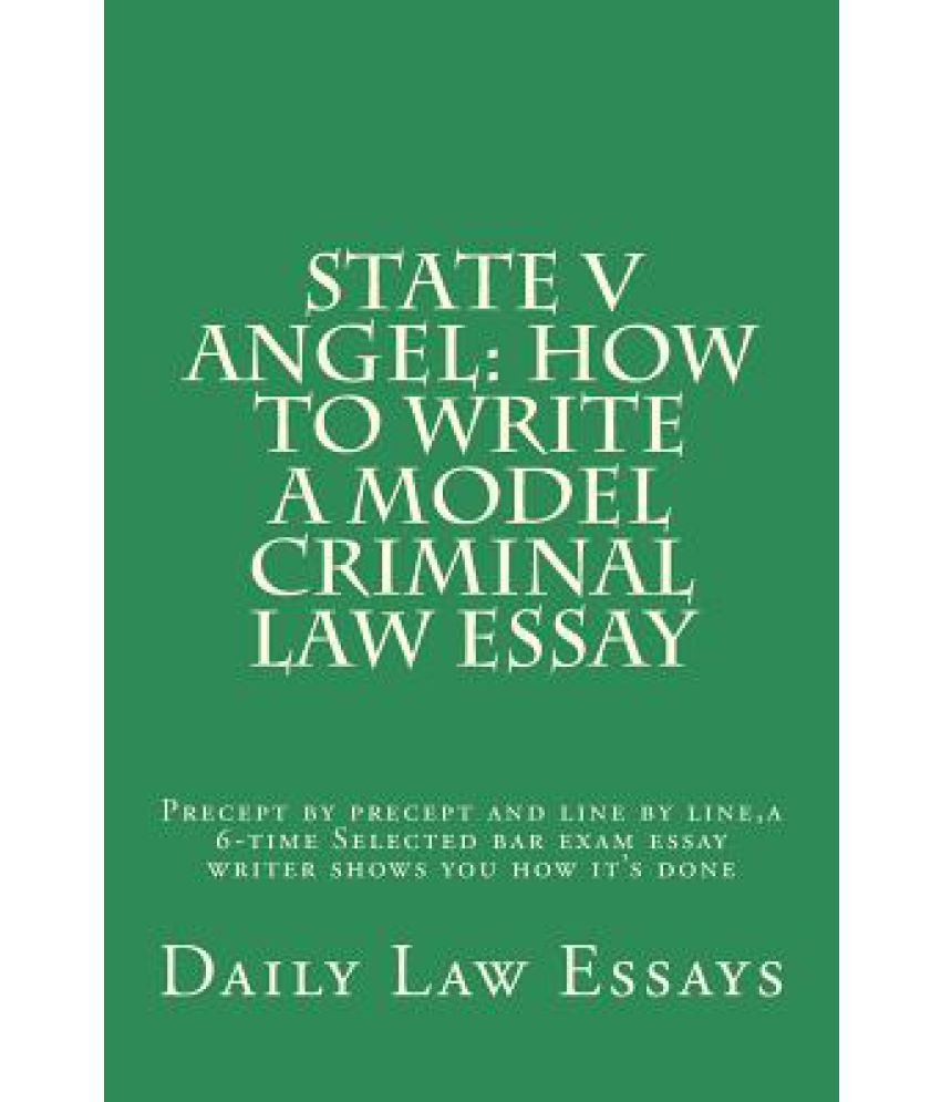 criminal law essay Criminal justice essay topics: how to write a perfect paper criminal justice is a set of practices and traditions, focused on the control of social behaviors, crime deterioration and restraint of the individuals who refuse to respect the court of law.