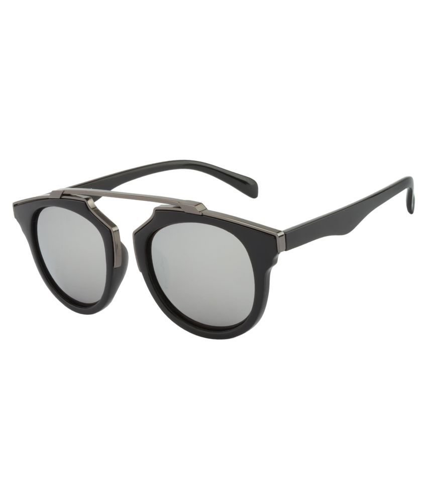 buy wayfarer sunglasses  O Positive Silver Wayfarer Sunglasses ( OP19245C7 ) - Buy O ...