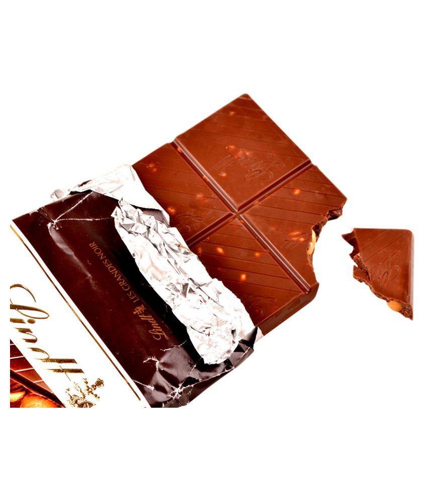 Lindt 34% Hazelnuts Dark Chocolate Chocolate 150 gm: Buy Lindt 34 ...
