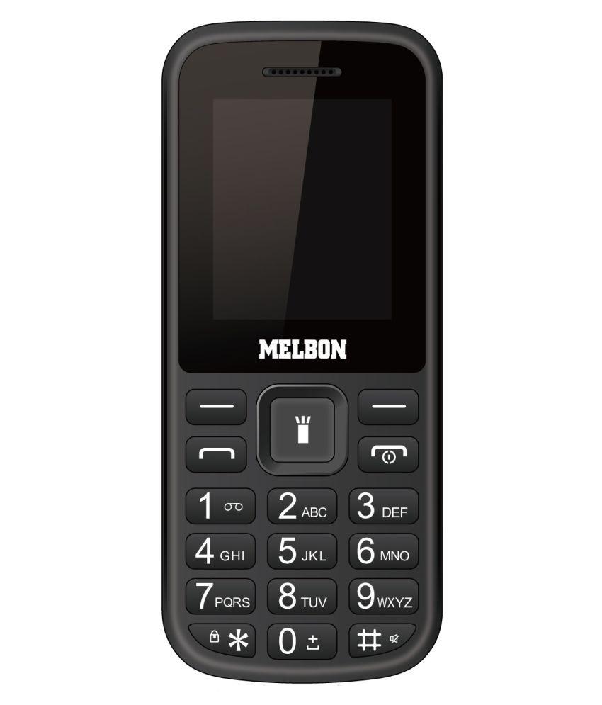 Melbon DUDE 02 128 MB Black