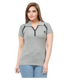 Areena Cotton Polo T Shirts