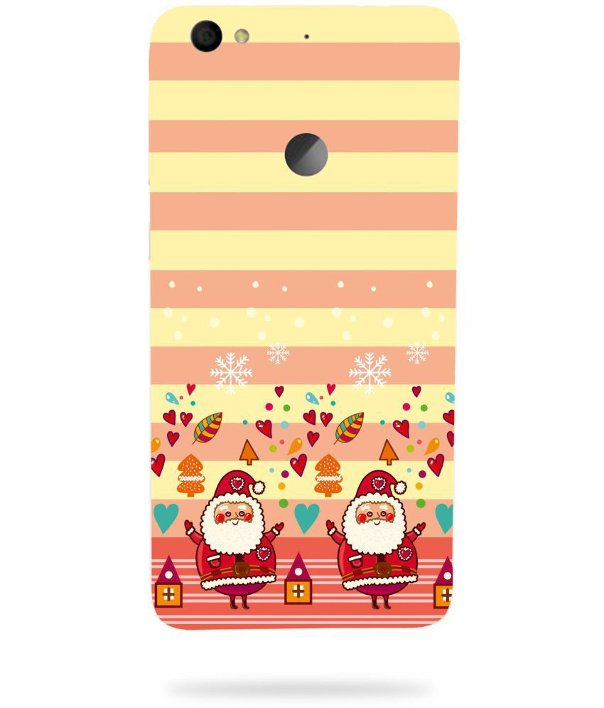LeEco Le 1s Printed Cover By ALDIVO