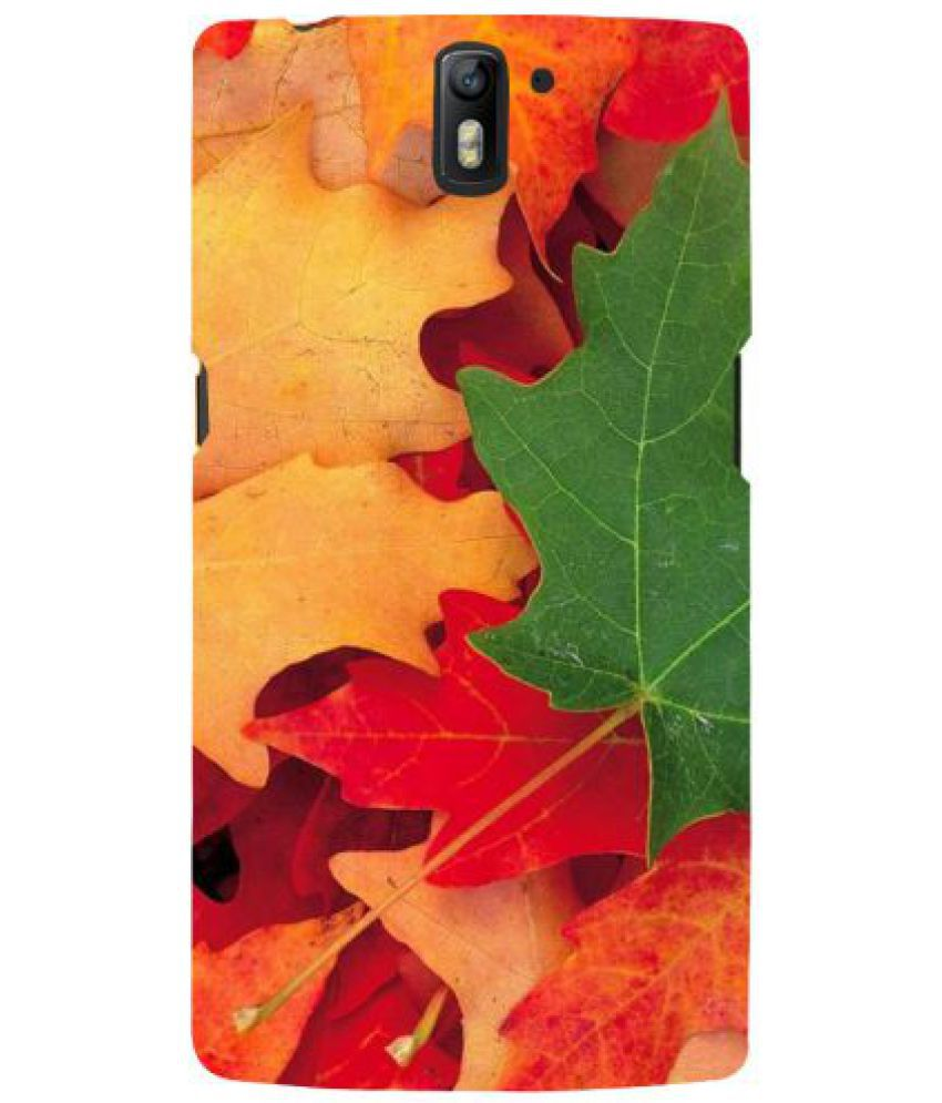 OnePlus One 3D Back Covers By Fuson