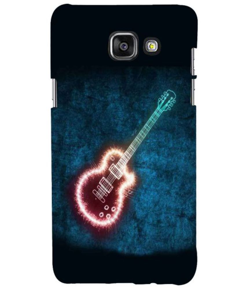 Samsung Galaxy A5 2016 3D Back Covers By Fuson